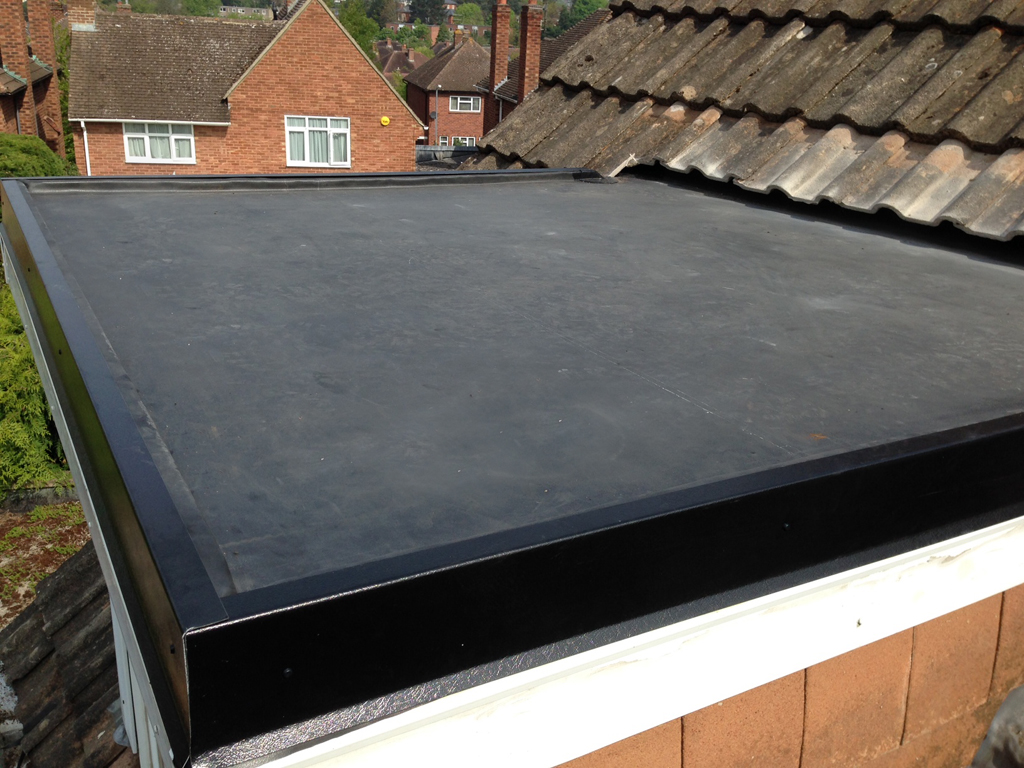 EPDM Rubber roof services Warrington