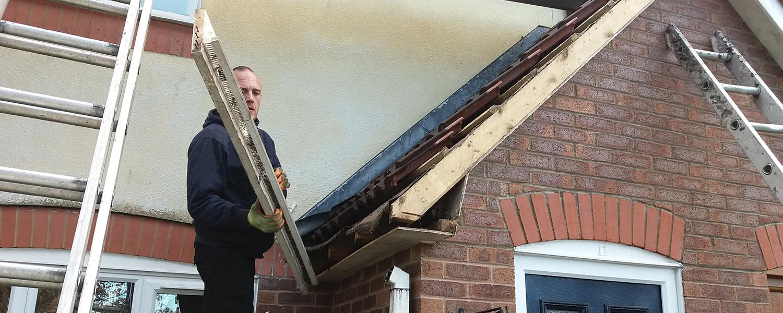 Roofing contractor UK