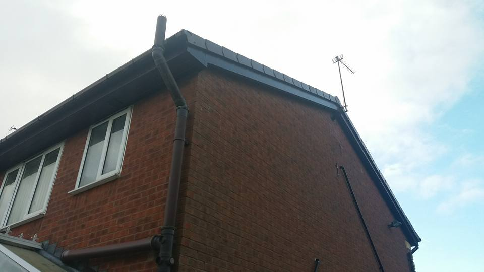 dry verge & Soffits in manchester
