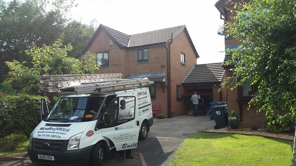 Guttering repair services in Liverpool