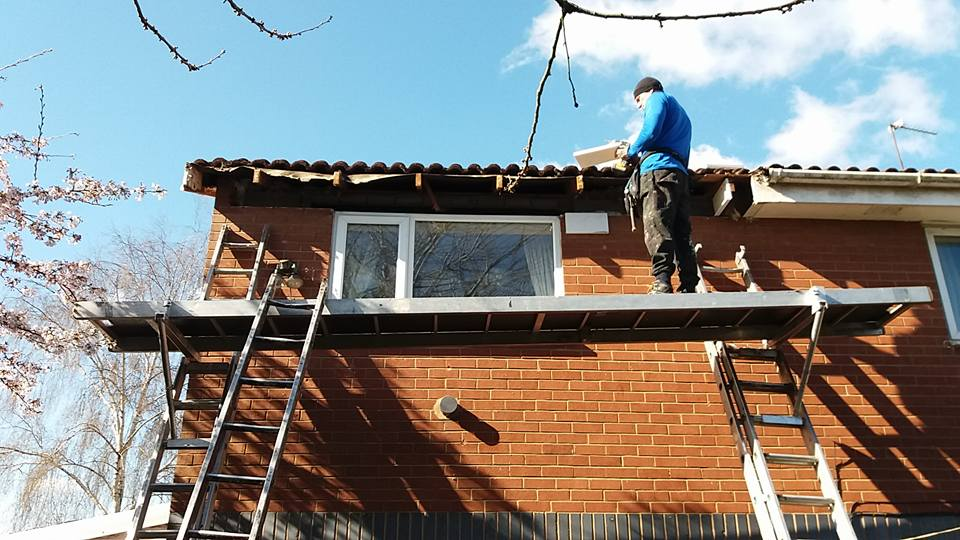 PVC Fascia Board and Cladding Suppliers in Liverpool